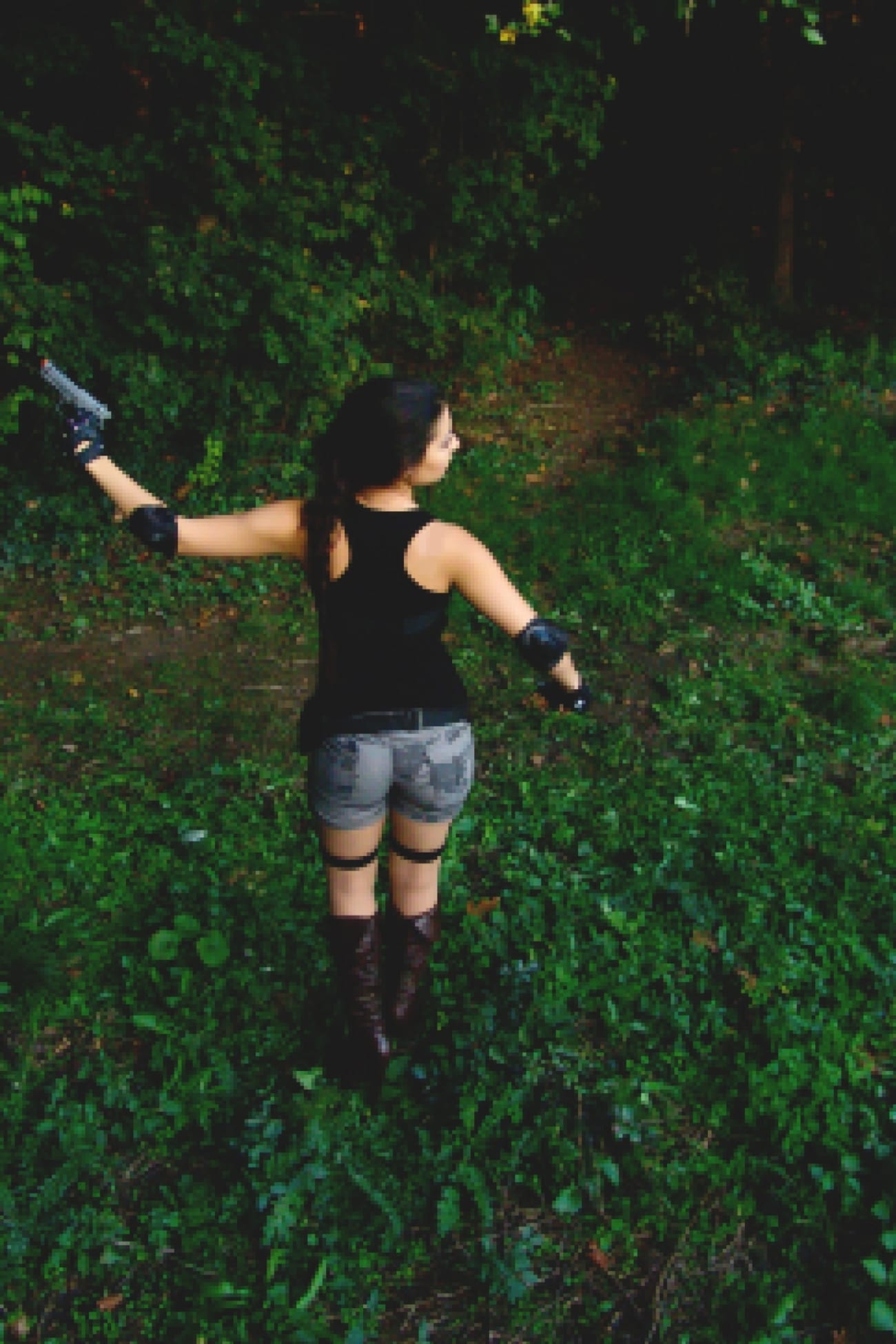 lara croft cosplay costume romania fashion blogger roxi rose halloween tomb raider (15)