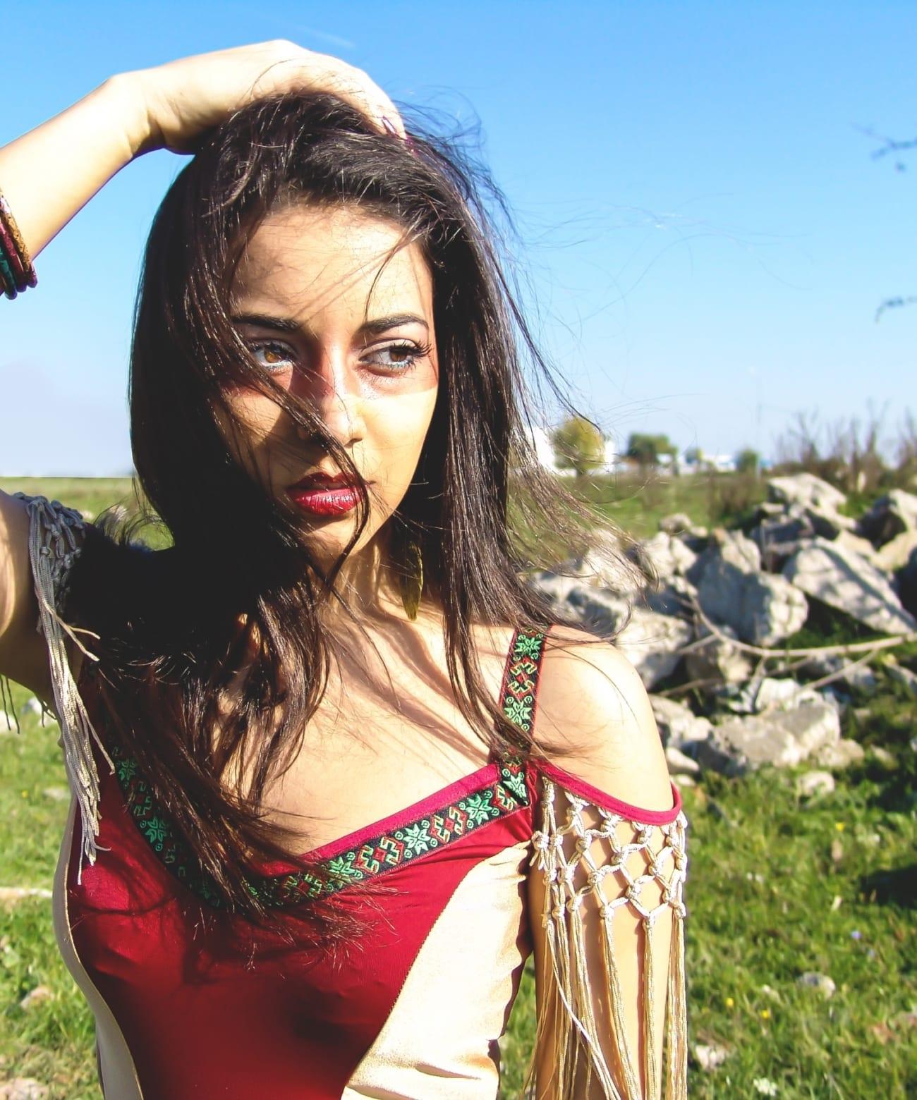 roxi rose fashion blog romania halloween indian native costume wildfashion (12)