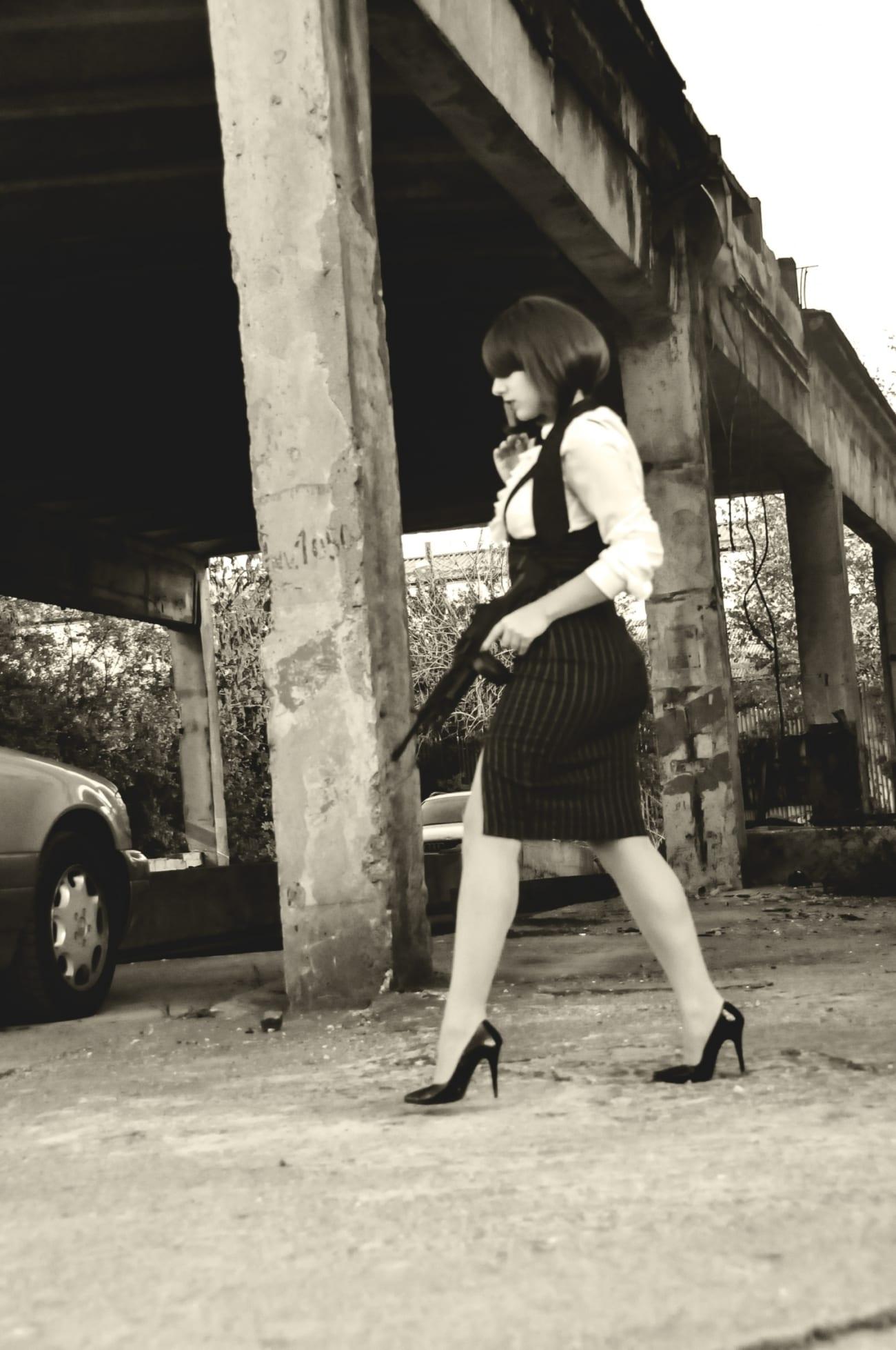 roxi rose halloween mafia fashion blog romania gangsta costume italiano clarice gravano (12)