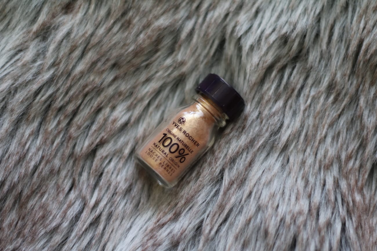 Yves Rocher Couleurs Nature eyeshadow GOLD best beauty products makeup cosmetics 2016 you should buy blog roxi rose europe english top 10 top 50 popular
