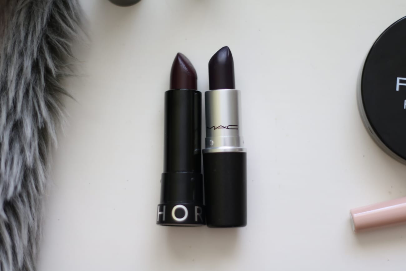 Sephora Bewitch me no. 24 & MAC Cyber best beauty products makeup cosmetics 2016 you should buy blog roxi rose europe english top 10 top 50 popular